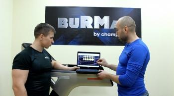Лабораторное тестирование биомеханики на силовых тренажерах BURMAN