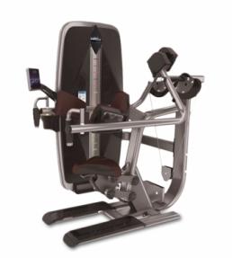 Силовой тренажер для тренировки дельтовидных мышц и мышц рук T-010