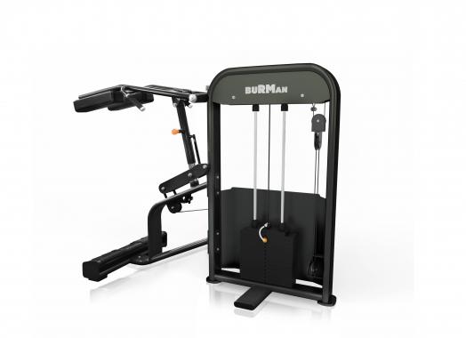 Силовой тренажер для тренировки икроножных мышц PV8-515