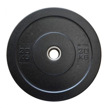 Диск олимпийский бамперный 25 кг